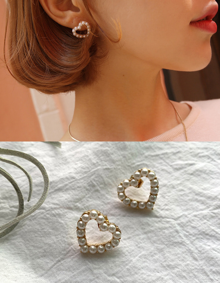 love you! earring