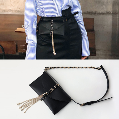 pearl point belt bag