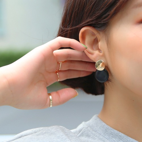 potato chips earring