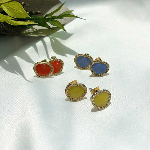 minimi color earring