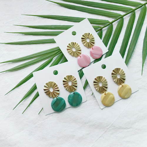 formica candy earring