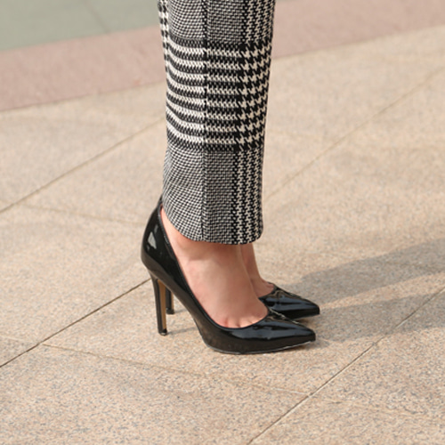 chic gloss shoes